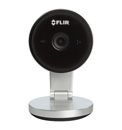 wifi home security camera with 2k super hd resolution black two way audio [ 1200 x 800 Pixel ]
