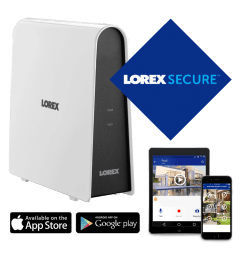 lorex secure keeps you connected [ 1000 x 1000 Pixel ]