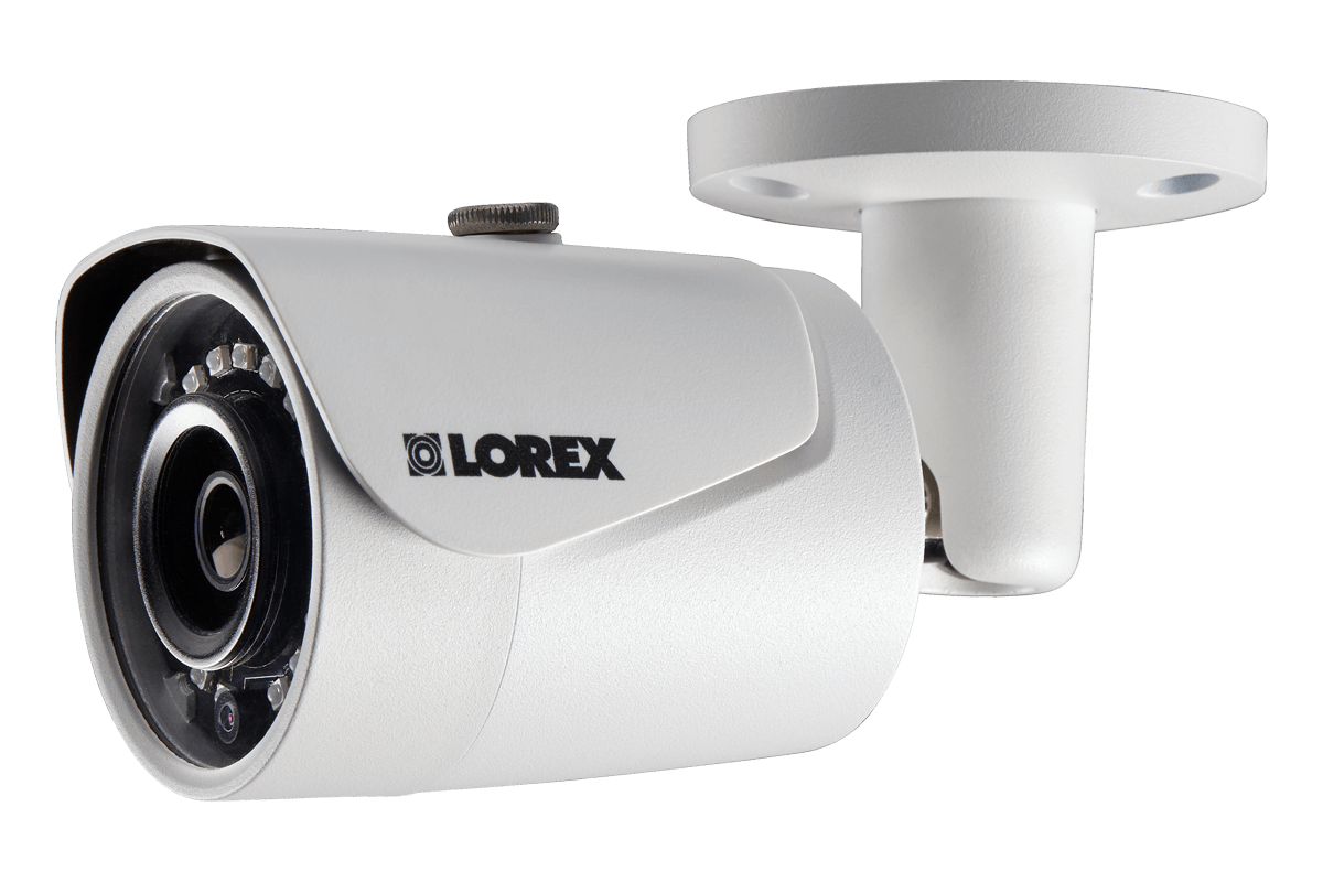 hight resolution of security nvr system 8 channel with 2k resolution ip cameras featuring 130ft color night vision