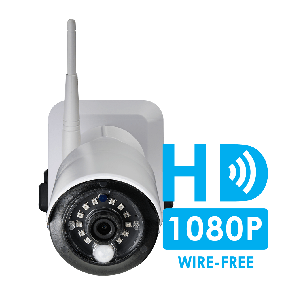 medium resolution of crisp 1080p hd quality recordings