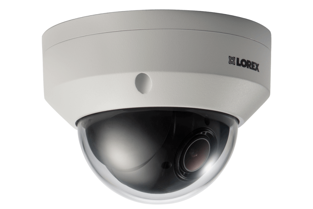 medium resolution of mpx hd 1080p outdoor ptz camera 4x optical zoom with color night vision metal