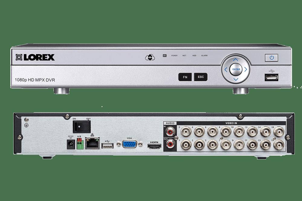 medium resolution of hd 1080p surveillance camera system with free 24
