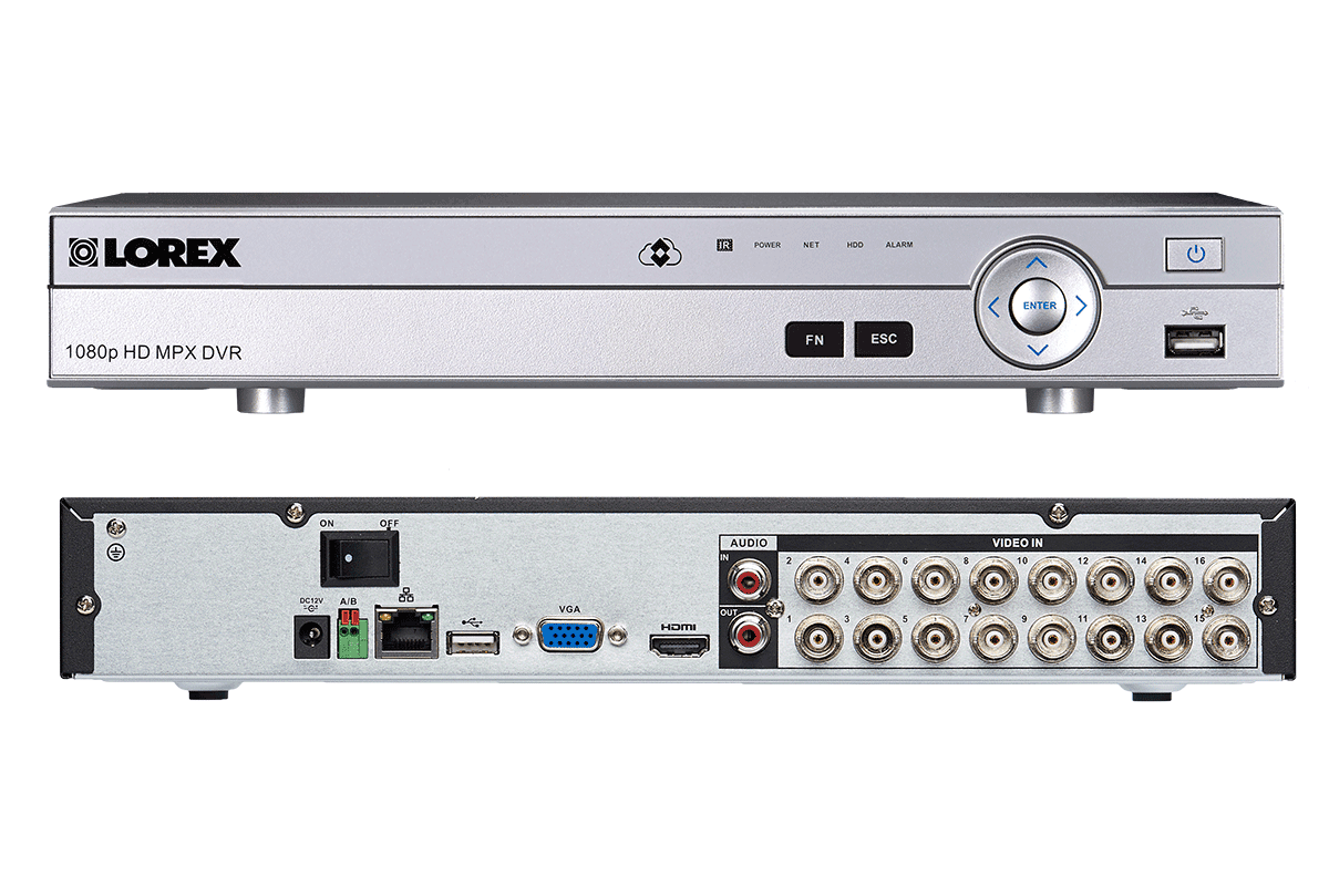 hight resolution of hd 1080p surveillance camera system with free 24