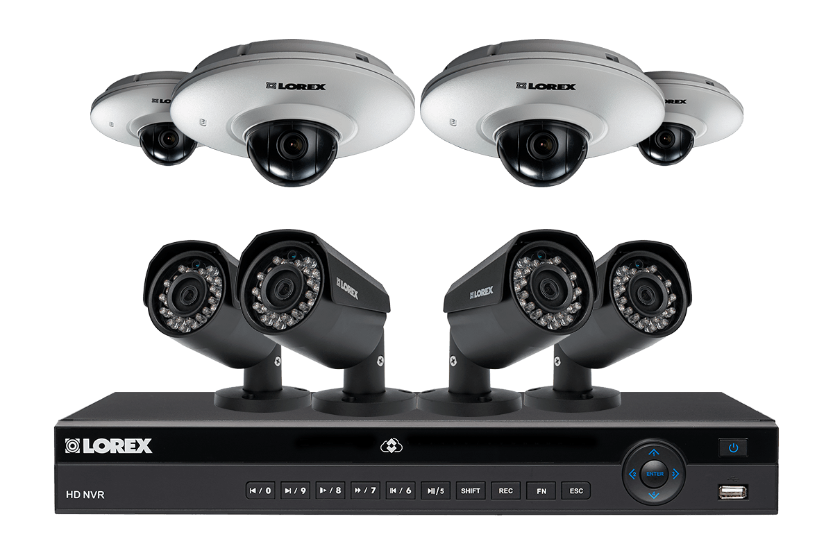 hight resolution of what you need to install surveillance cameras