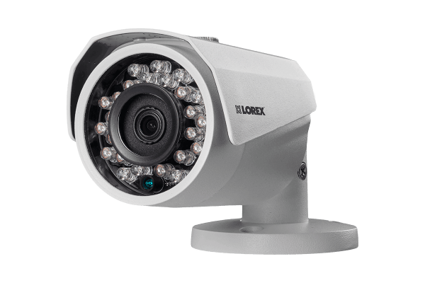 Hd 1080p Surveillance System With 6 Outdoor Security Metal