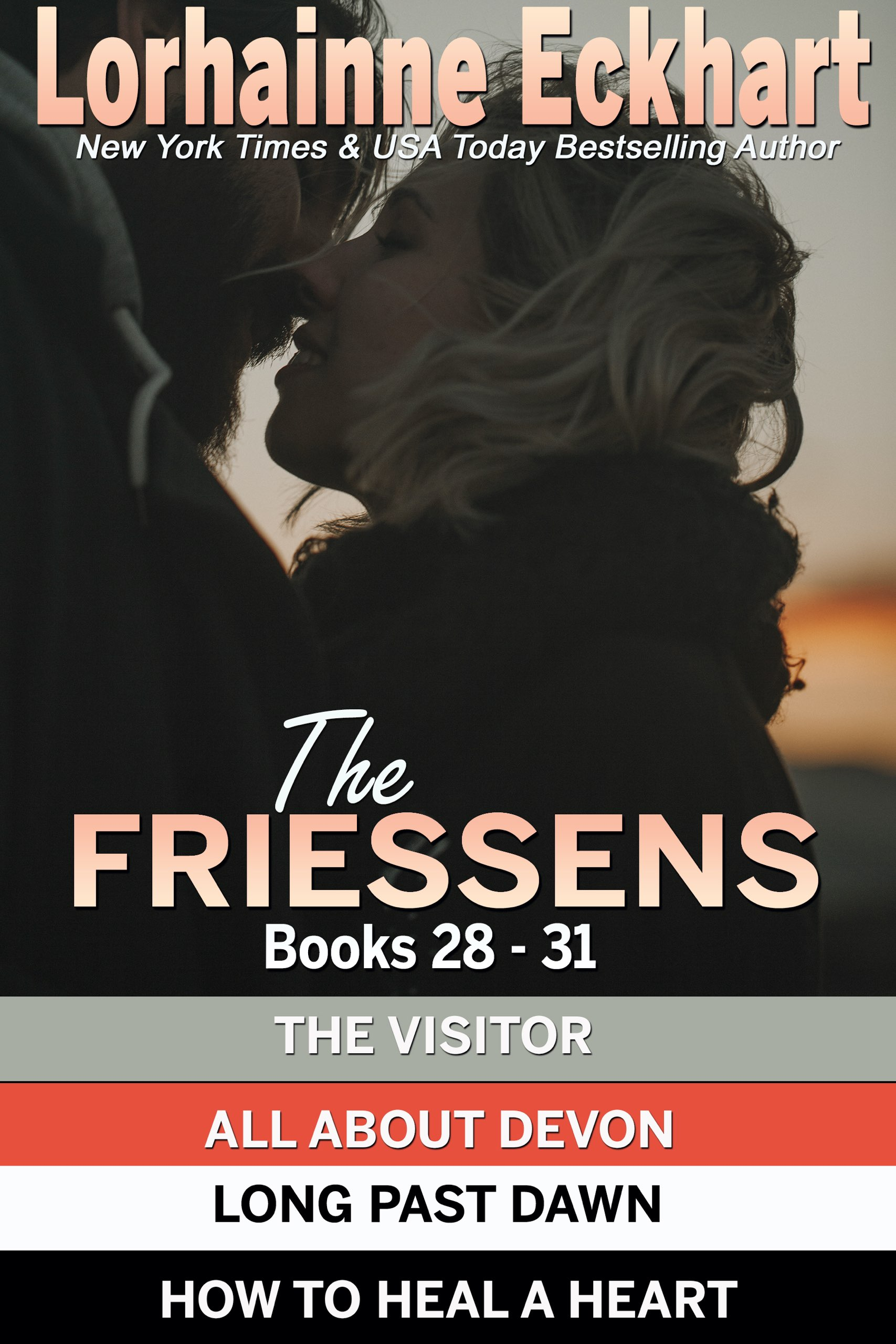 The Friessens Books 28 – 31