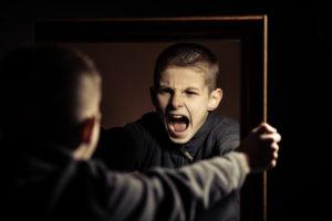 Boy screams in rage but bipolar disorder : IV ketamine treatment brings remission.