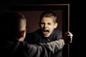Boy screams in rage but bipolar disorder : IV ketamine treatment brings remission.