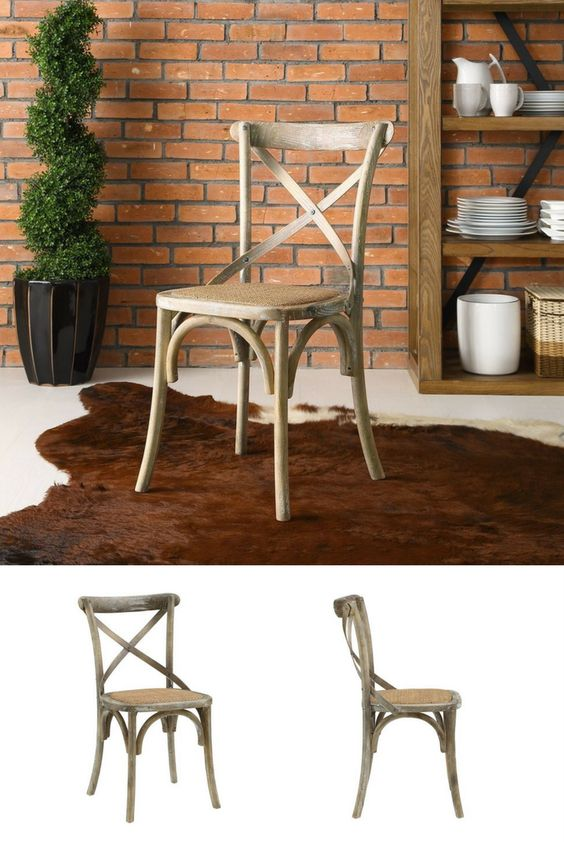 How to get the modern farmhouse look in 5 steps for Modern farmhouse dining chairs