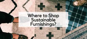 Where Do You Shop For Sustainable Furniture?