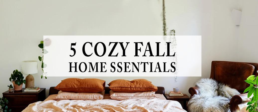 Cozy Fall Home Essentials Lori Dennis Inc