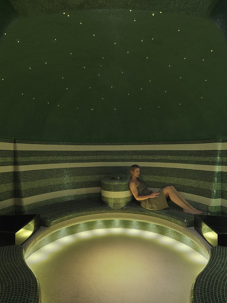 Hotel Sauna Inspiration for Home Sauna Design