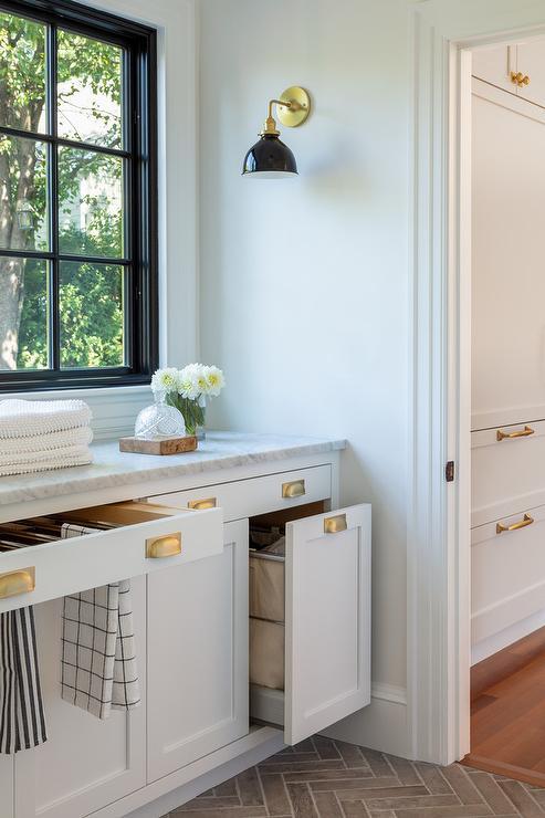 10 Closet Must Haves Hidden Laundry Hamper