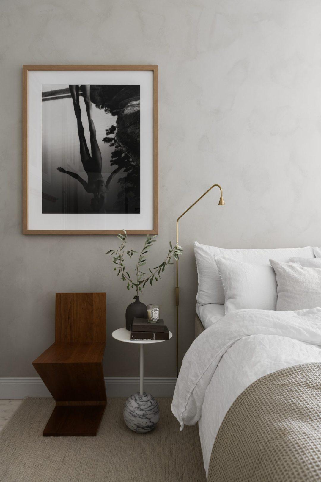 Grey Limewash Interior