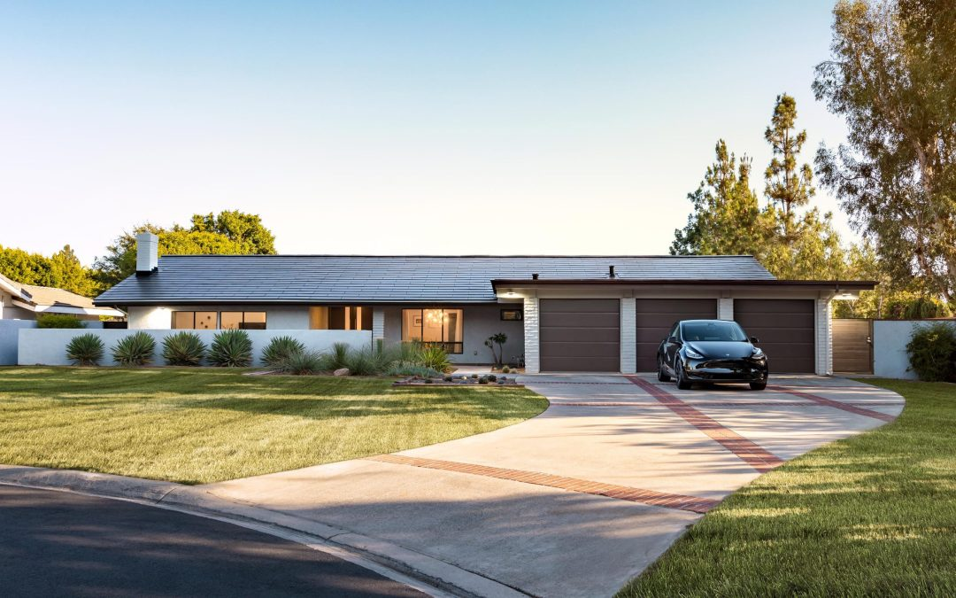 Energy Efficient Solar Roof