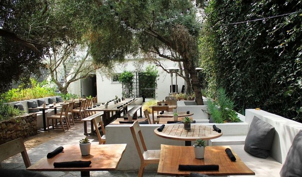 Edible Garden and Restaurant Design Plant Food and Wine