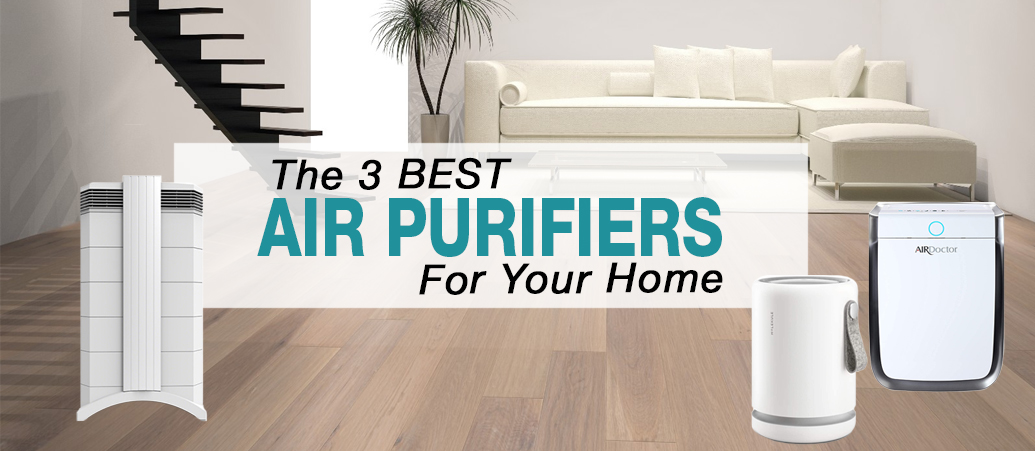 The 3 Best Air Purifiers for Your Home