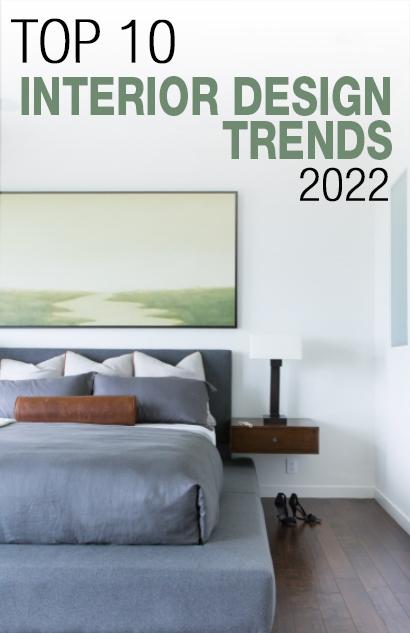 Green Interior Design Trend 2022
