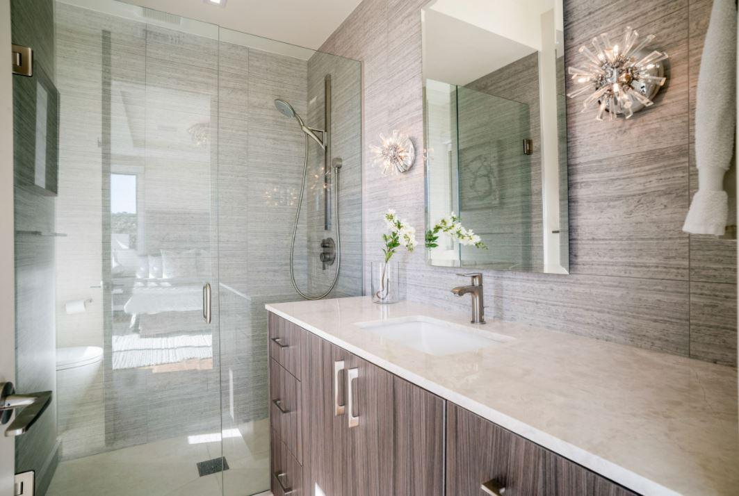 Water Saving Bathroom Plumbing Fixtures Faucet Shower
