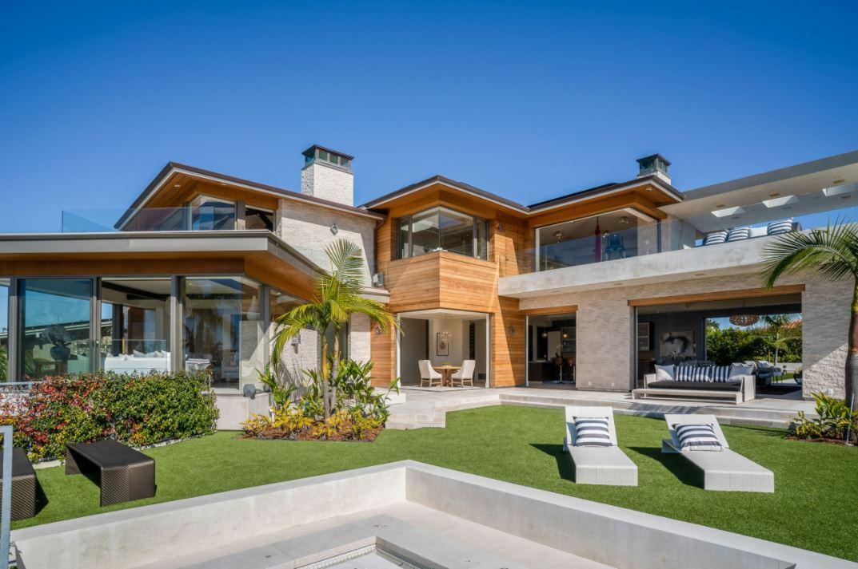 Energy Efficient Windows Modern Home Exterior