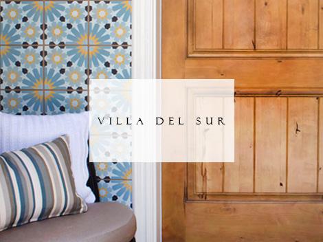Villa Del Sur Lori Dennis Portfolio