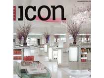 Celebrity Los Angeles Interior Designer Lori Dennis Icon Magazine December, 2008