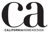 California Home and Design Magazine Logo 1