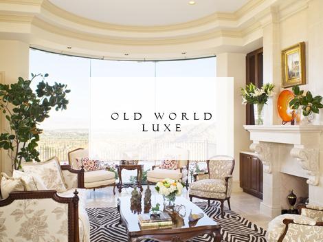 Old World Luxe Lori Dennis Portfolio