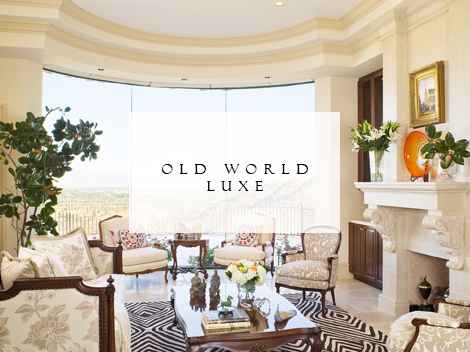 Old World Luxe Lori Dennis Portfolio