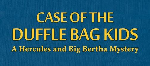 Case of Duffle Bag Kids