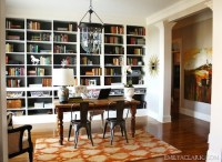 Using your dining room as your home office. Could you do ...