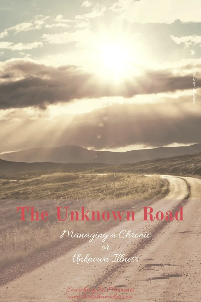 Not having the answers is difficult. Especially when it comes to fixing something important in the lives of our children or loved ones. How do we navigate those times of uncertainty.? Those times the road is long and no GPS seems to be available? How to Survive the Unknown Roads of Life - Lori Schumaker