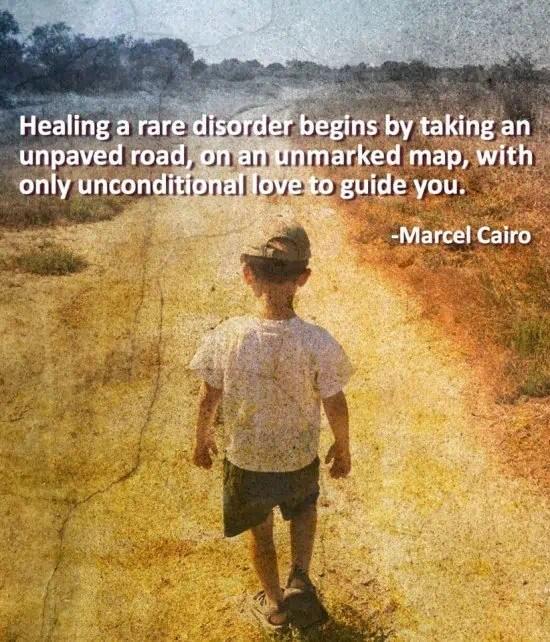 Healing a rare disorder
