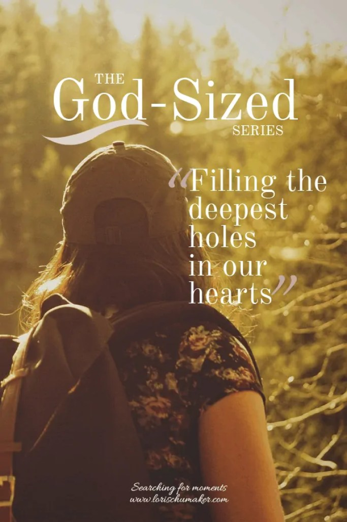 Sometimes we face moments when we become completely disappointed and disillusioned with life. Hard things happen. We doubt. We question. We need something to fill the God-sized hole in our heart. This encouraging article will give you words of hope from the Bible that will inspire you and show you how to fill the ache in your heart. Why not stop by for a visit?