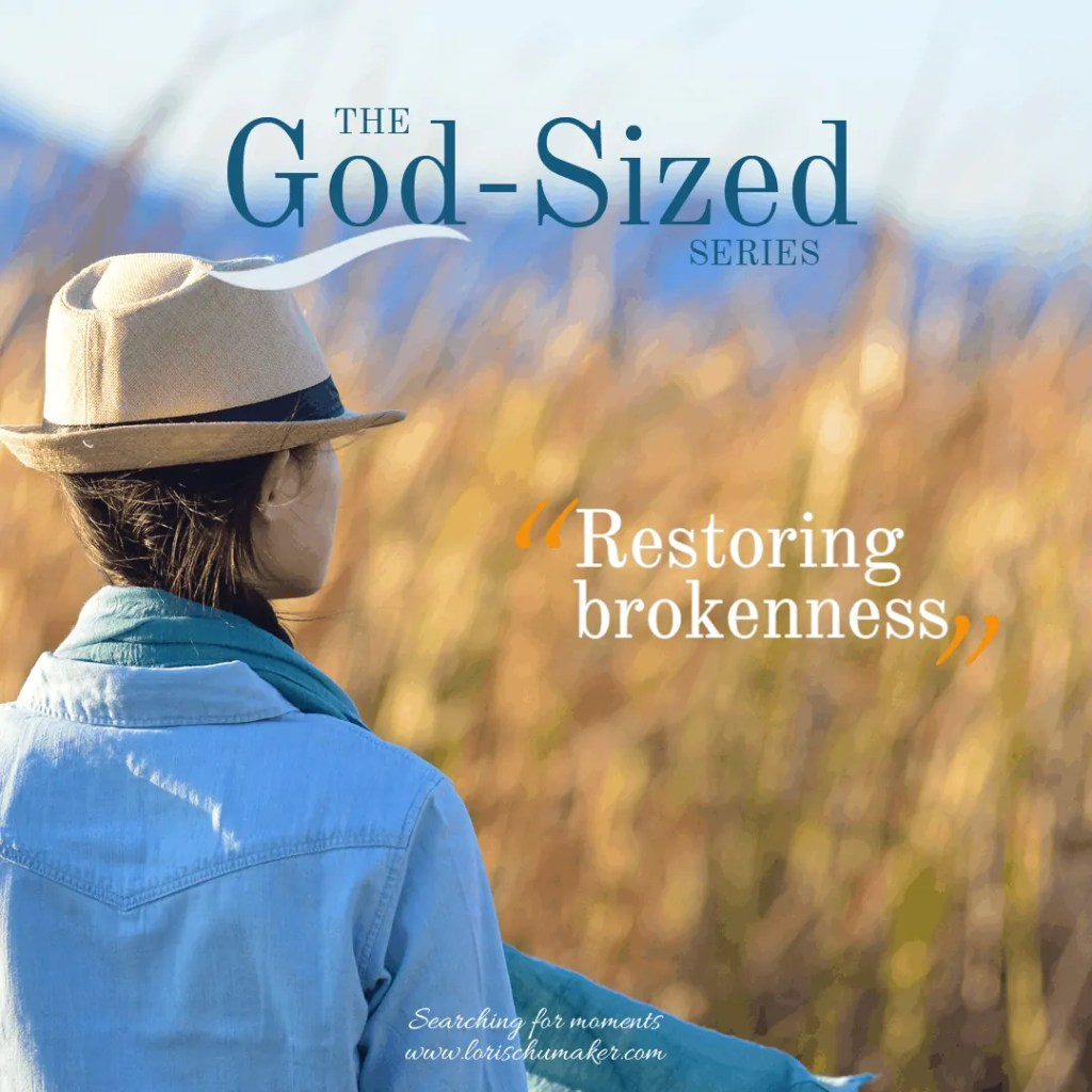 Surrendering It All for a God-Sized Restoration