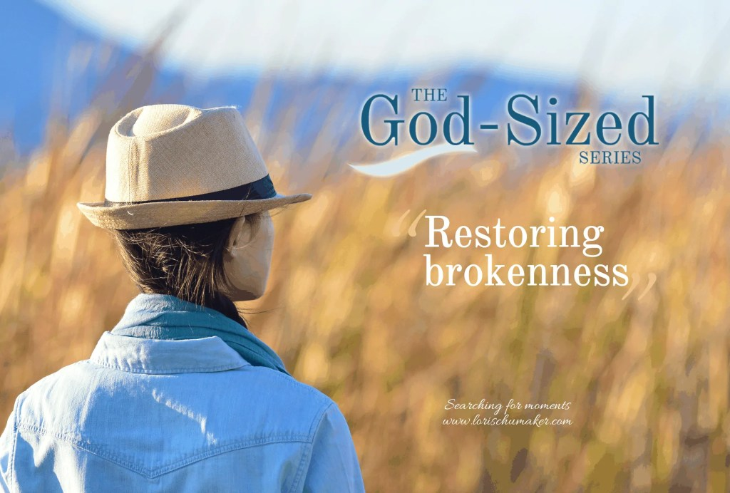 We all enjoy a great story of restoration - of an old home being restored or the restoration of a relationship. However, there is another kind of restoration. One that is a much better deal. It's a God-sized restoration. Find out what this sort of restoration really looks like.
