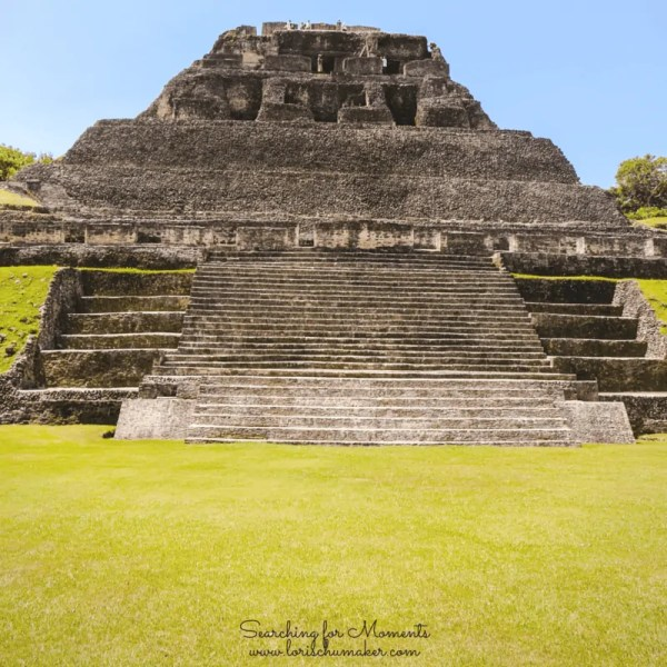 Breathtaking beauty of Xunantunich Ruins