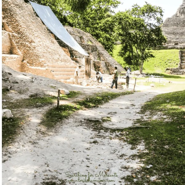 Uncovering and Restoring the Xunantunich Ruins