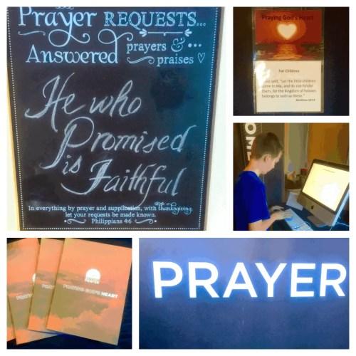 24/7 Prayer at Central Christian Church Ahwatukee. Moments of Hope - #MomentsofHope - Lori Schumaker