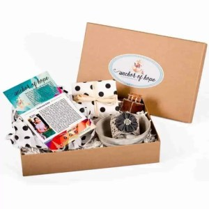 Anchor of Hope - Fair Trade/Give Back Gift Options