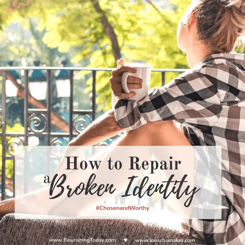 How to Repair a Broken Identity