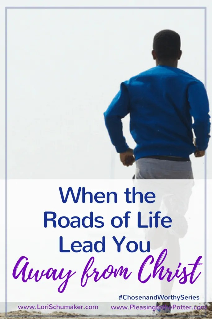 When the Roads of Life Lead You Away from Christ | Finding Myself | Does the fear of failure push you onto the next challenge? Society doesn't often talk about the struggle men have with identity, yet it is important to address it.