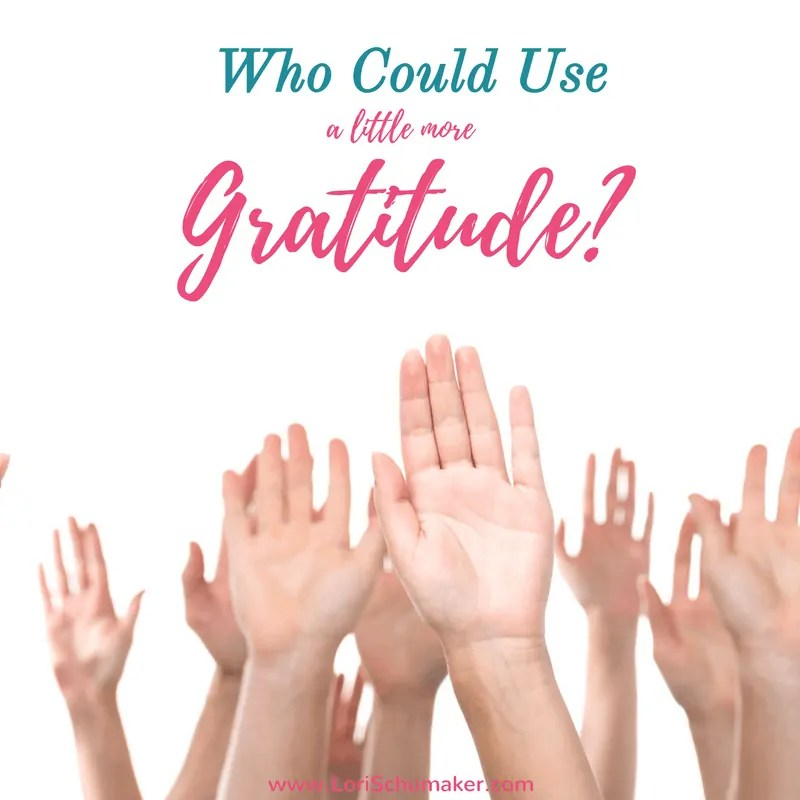 Who Could Use a Little Bit of Gratitude? Check Out this Roundup of Resources! {#MomentsofHope Link-Up & Free Email Series}