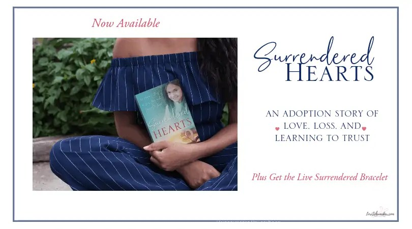 Surrendered Hearts: An Adoption Story of Love, Loss, and Learning to Trust is a story for anyone needing hope. It's for the one who needs to let go of something so that God will move them forward.