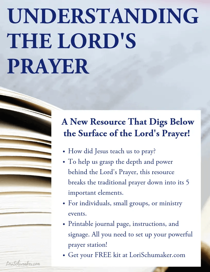 The Lord S Prayer Meaning Made Simple A New Easy Free Resource