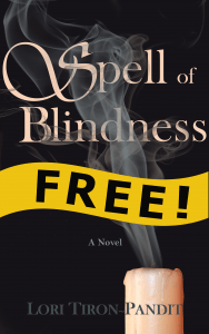Spell of Blindness free copy