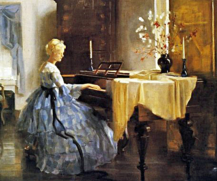 Marguerite Stuber Pearson, The Blue Danube