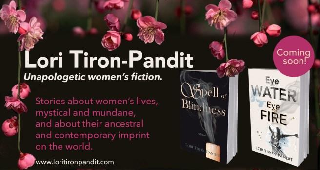 Lori Tiron-Pandit books ad