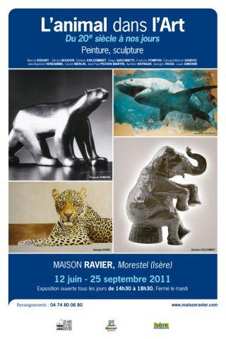 Exposition maison Ravier