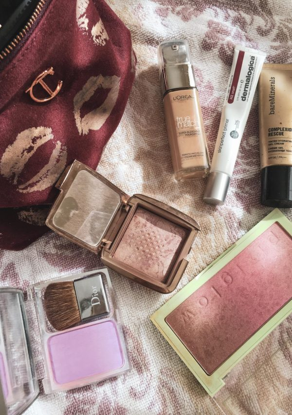 Holding on to the summer glow | Makeup Edit
